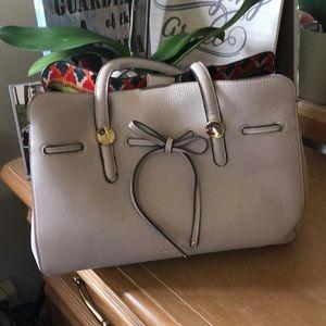 Nanette Lepore purse Tan in color P1